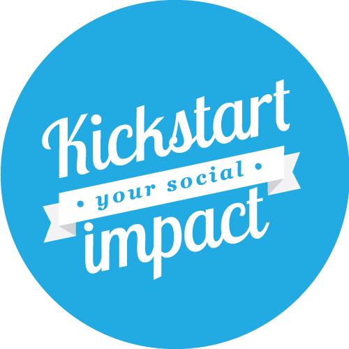 kickstartyoursocialimpact logo