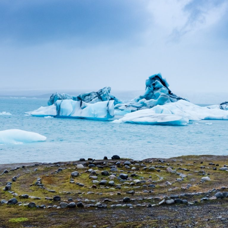 Iceberg in the Arctic