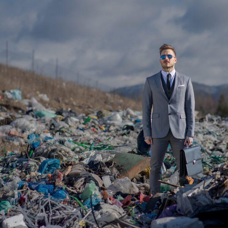 Over afval en leiderschap | Green Culture Lab